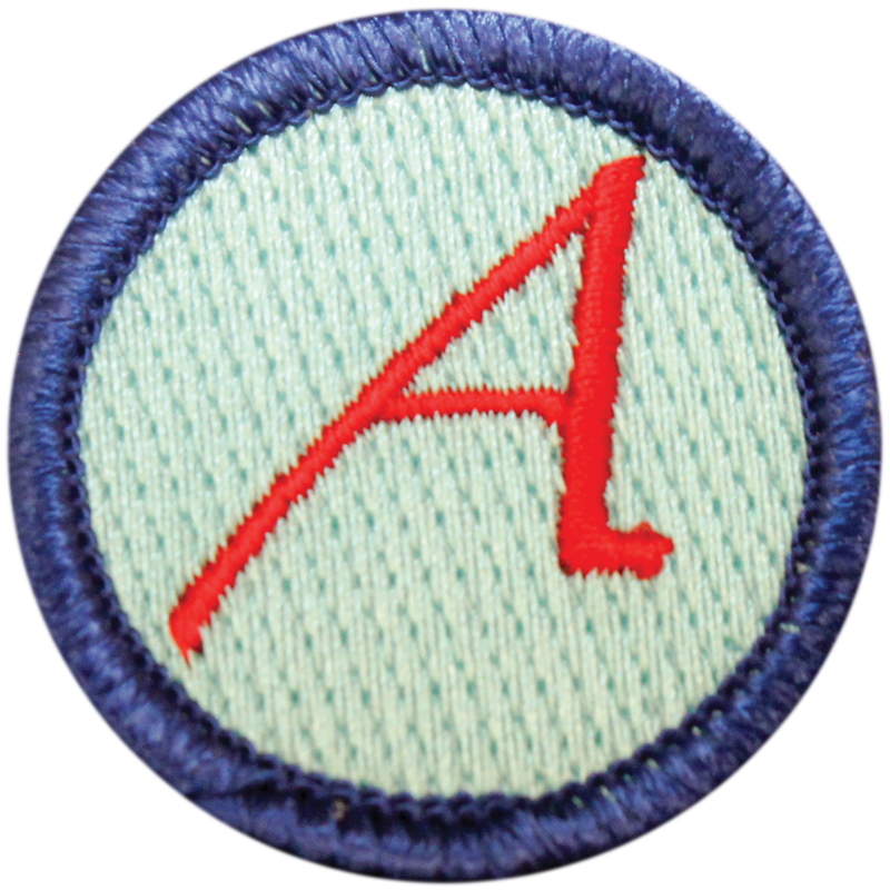 Boyscout Badge