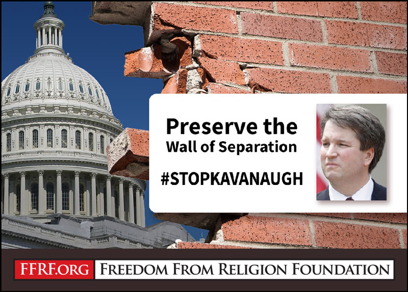 kavanaugh wall-of-separation