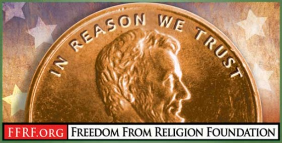 Celebrate reason — join FFRF today!