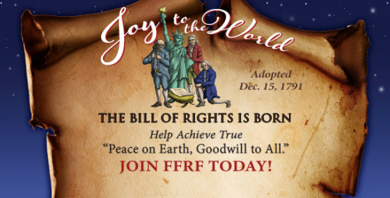 Celebrate the Bill of Rights Anniversary