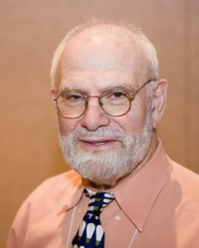 Oliver Sacks (Brent Nicastro photo)