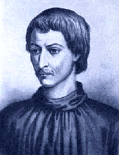 Giordano Bruno (Executed)