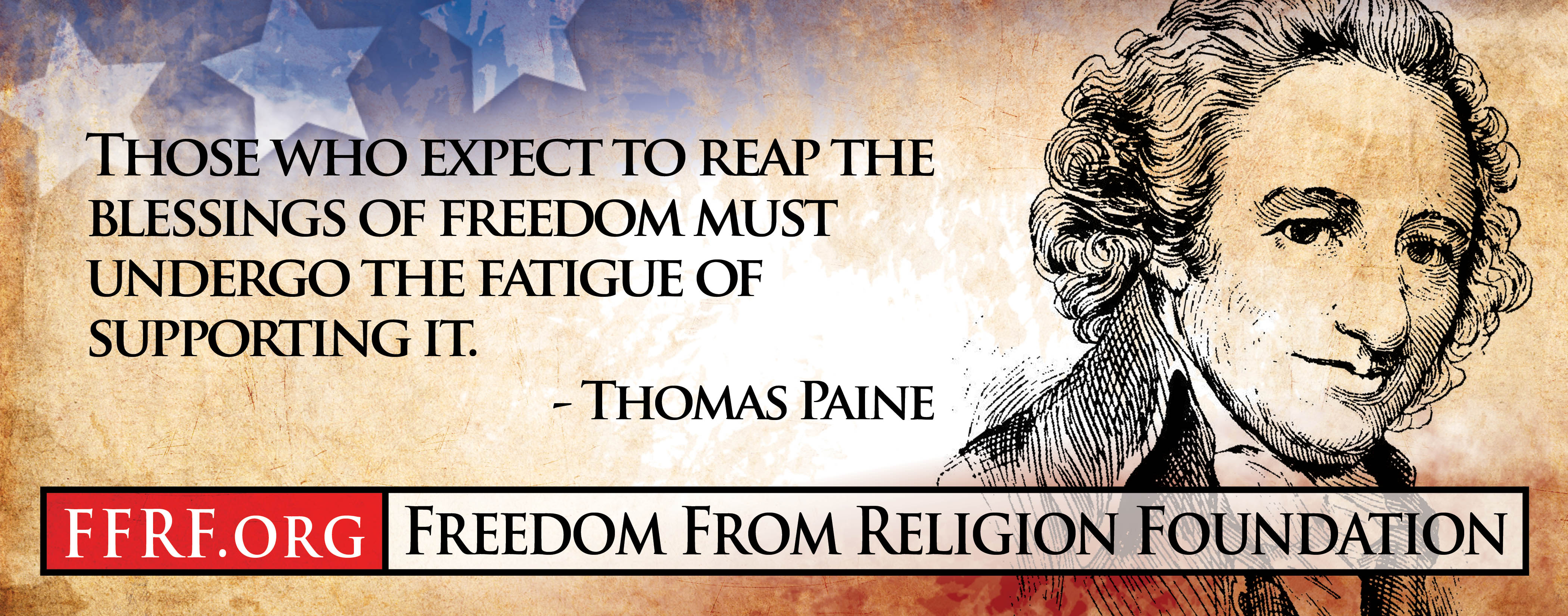 Founding Father Quotes Billboards  High Resolution Images  Freedom From Religion Foundation